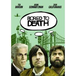 Bored To Death - Season 1 (HBO) [DVD] [2011]